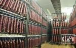 Хранение сырокопченой колбасы: как, где и сколько хранить