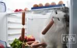 Хранение сырокопчёной колбасы в холодильнике