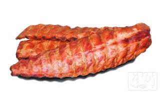 Как приготовить варено копченые свиные ребрышки