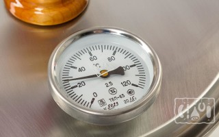 При какой температуре коптить рыбу горячего копчения