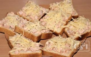 Бутерброды с копченой курицей: рецепты с фото