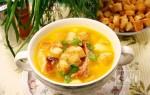 Как приготовить суп с копченой грудкой