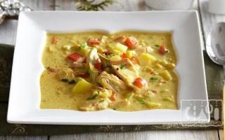Как приготовить суп из копченой горбуши