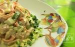 Салаты с копченой курицей и фасолью: 10 лучших рецептов