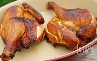 Копченая курица в домашних условиях: рецепты приготовления
