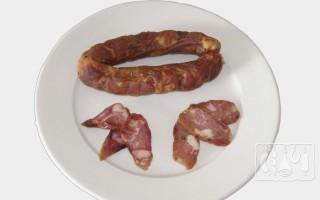 Сырокопченая колбаса: рецепты для самостоятельного изготовления