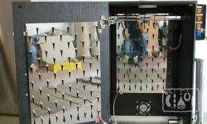Электростатические коптильни: принцип работы, виды и схемы