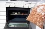 Как сделать коптильню из газовой плиты