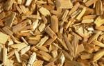 Щепа и опилки для копчения: производство и изготовление