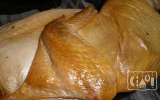 Сырокопченая курица в домашних условиях
