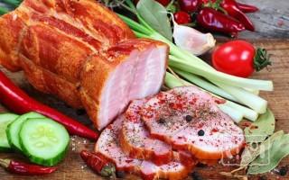 Как закоптить свиную шейку в коптильне