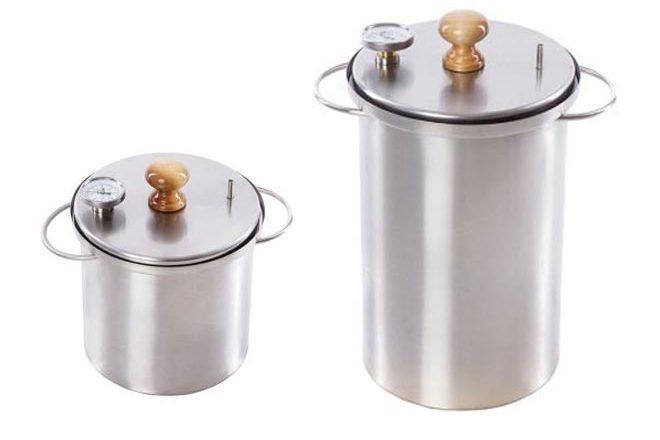 Коптильни ханхи 10 и 20 литров