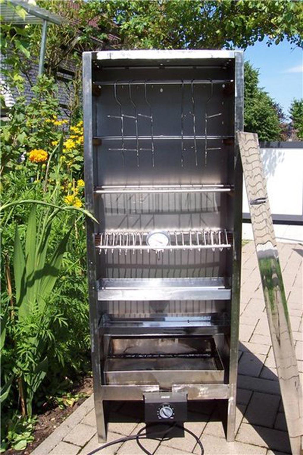 Самодельная коптильня из холодильника своими руками фото 890