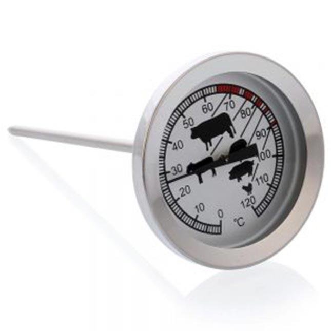 Датчик температуры с продуктами
