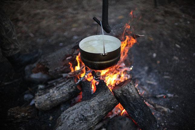 Маринад для горячего копчения свинины