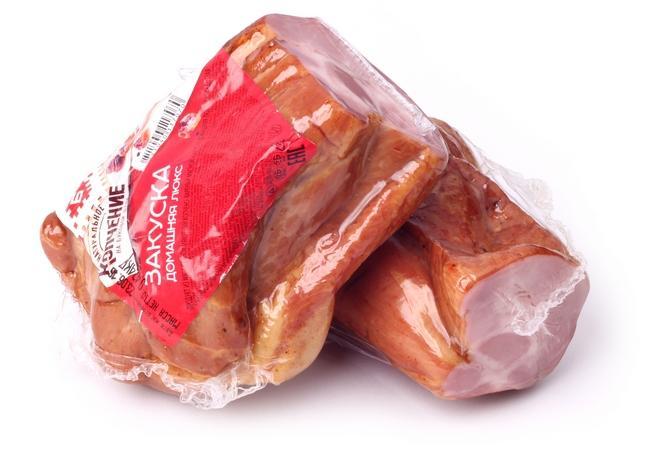 Мясо в упаковке