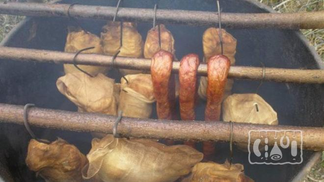 Копчение мяса холодным способом