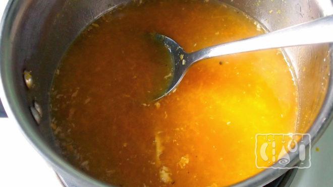 Цитрусовый маринад