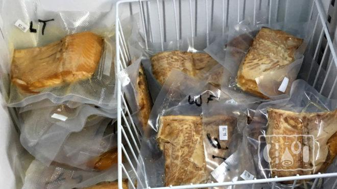 Хранение палтуса в холодильнике