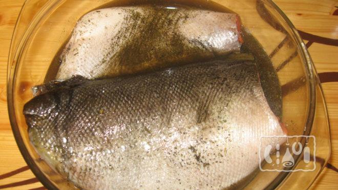 Маринование рыбы в рассоле