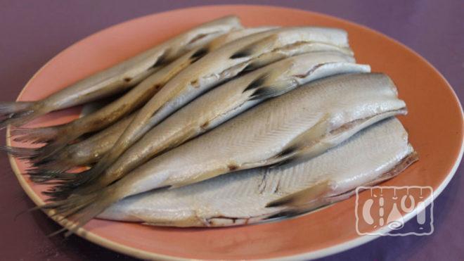 Потрошеная рыба