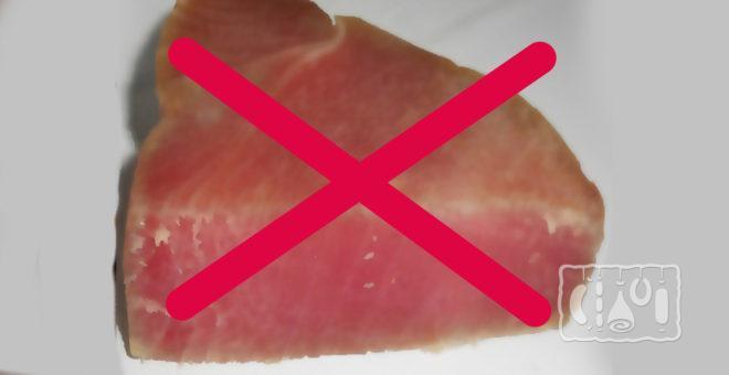 Противопоказания употребления копченого тунца