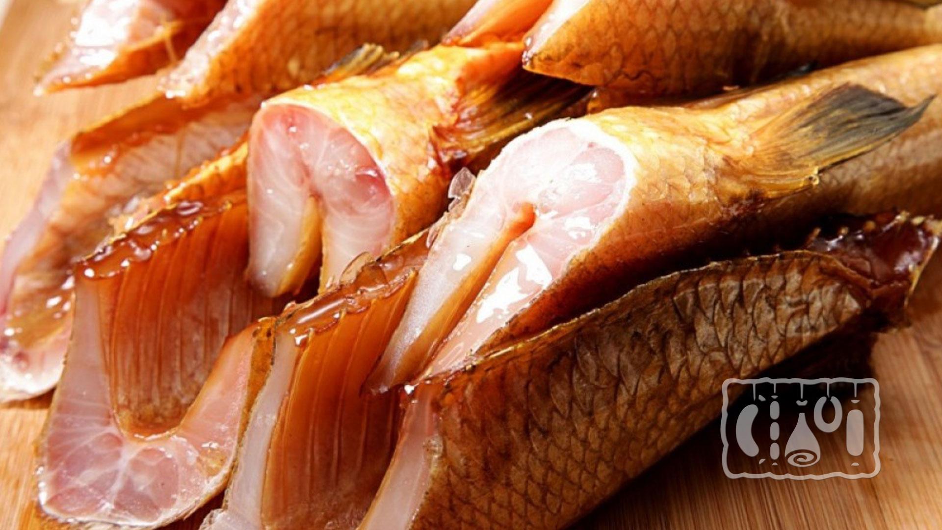 Приготовить рыбу холодного копчения — 1