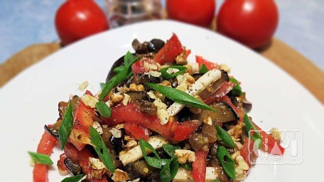 Рецепт с помидорами