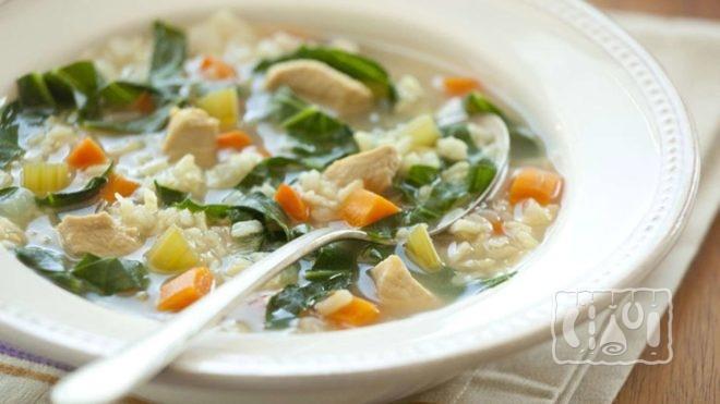 Рецепт приготовление рисового супа