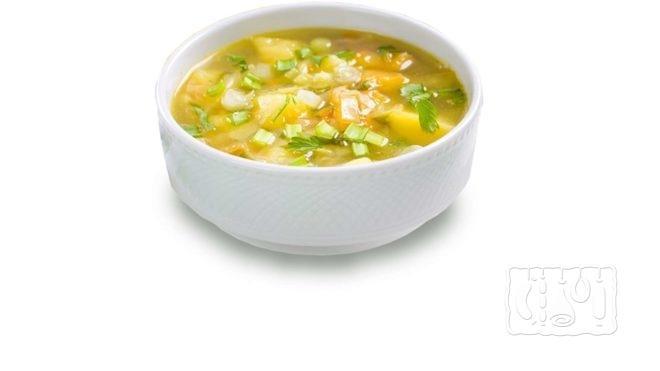 Рецепт приготовления супа с фасолью