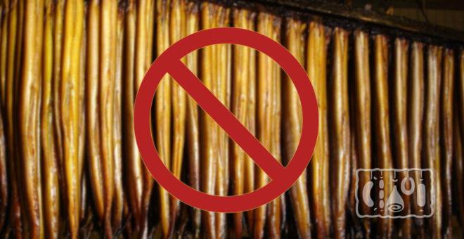 Противопоказания к употреблению угря
