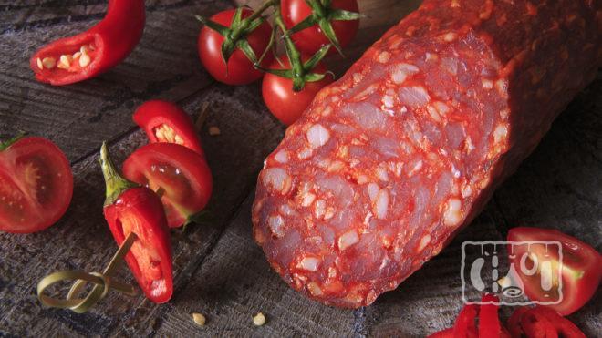 Как рассчитать калорийность сырокопченой колбасы