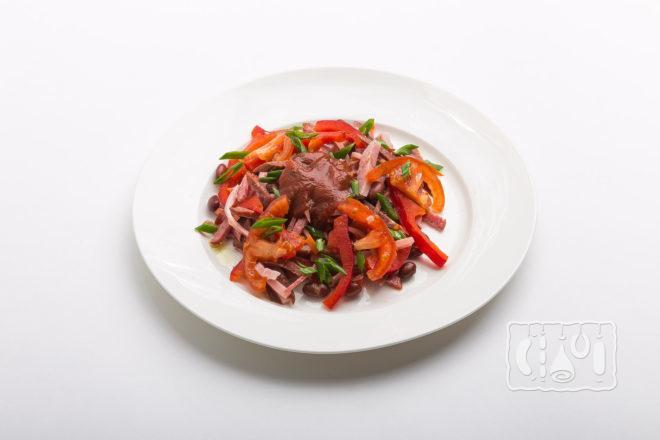 Рецепт мексиканского салата