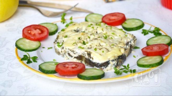 Рецепты салатов с копченой треской