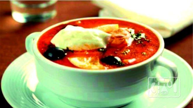 Рецепт супа с копчеными ребрышками без гороха