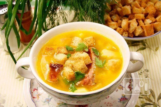 Рецепт супа с перловкой