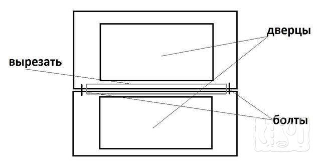 Коптильня из стиральной машины-автомат с вертикальной загрузкой (схема)