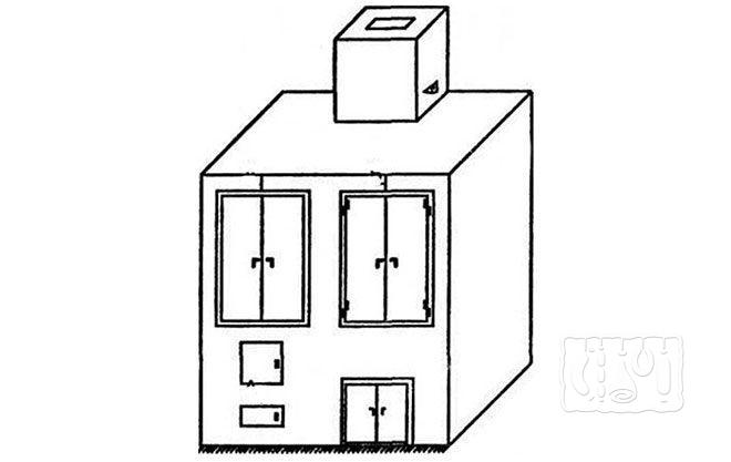Универсальная коптильня для горячего и холодного копчения (схема)