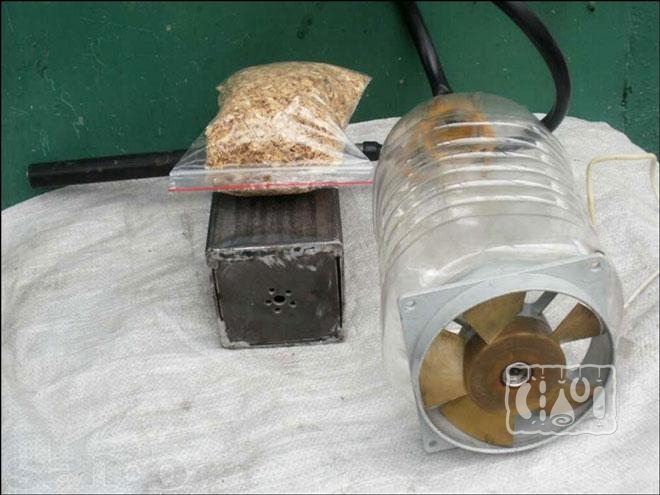 Фото вентилятора для копчения