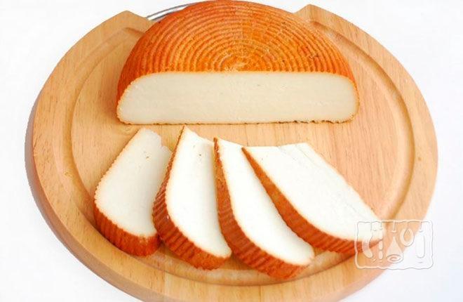 Особенности копчения адыгейского сыра