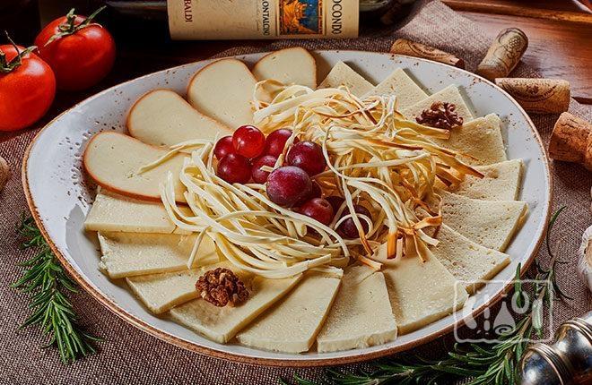 Копчение сыра в домашних условиях